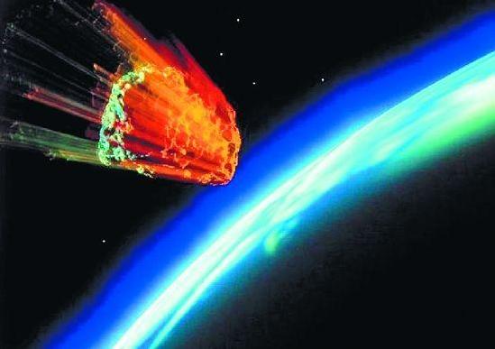 美国第一个小行星采样探测器发射 探寻地球生命起源之谜