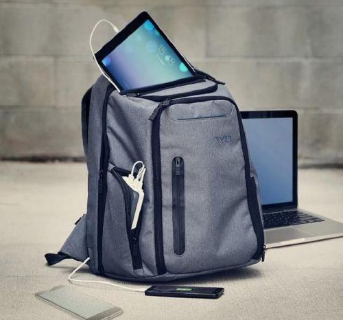 这个充电式背包能卖20万!号称世界充电速度最快
