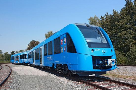 只排放蒸汽和纯净水的火车 将要席卷欧洲大陆
