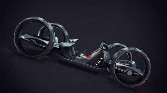 标题:新玩具?这里有辆能爬墙的电动车 莫非是钢铁侠的 作者:新浪科技 日期:2016-10-08 09:09:11 内容: Disney Research迪士尼研究院一直自诩走在科技的前沿,早在去年他们就和ETH瑞士苏黎世联邦理工学院的工程师们一起寻找一个能够让车辆与无人机合体的解决方案,VertiGo孕育而生。10个月后机械工程师Charles Bombardier在VertiGo上继续开脑洞,造出了一辆Ventooz概念车,这款车型最大的不同能够成为载人工具,并且在墙面上运行。  请想象这样的场景,工