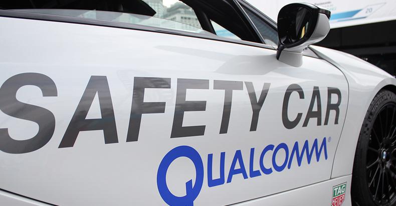 ePrix 安全车搭载高通 Halo 无线充电技术,一如其名的安全