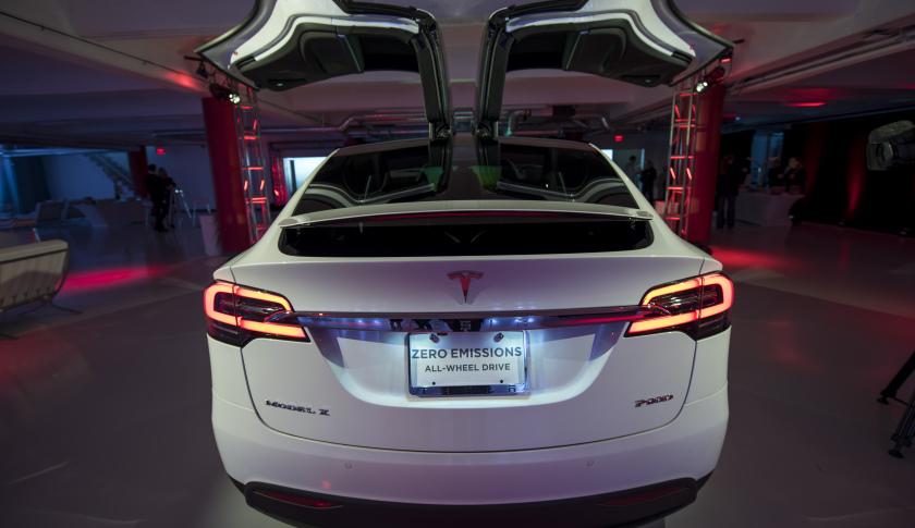 问题不断Model X才是特斯拉的真正麻烦