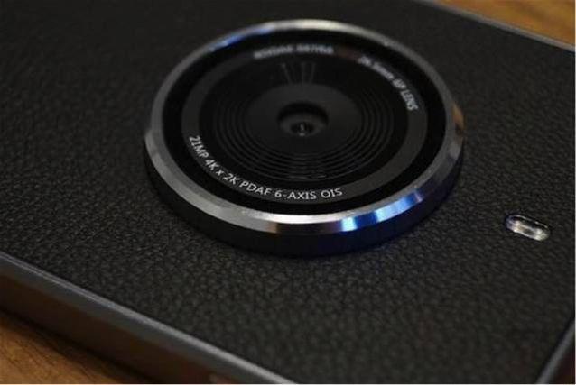用傻瓜相机征服亿万人,破产后的柯达要靠情怀卖手机