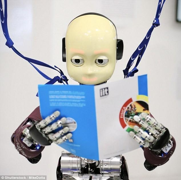机器人也有好奇心,还能自己设定学习目标