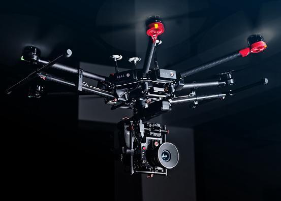 大疆发布M600 Pro专业无人机