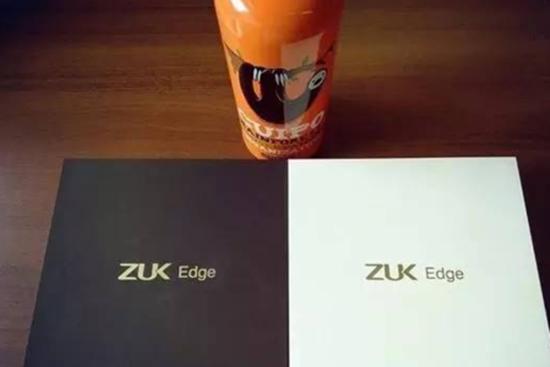 小米MIX的劲敌?联想ZUK Edge真机曝光