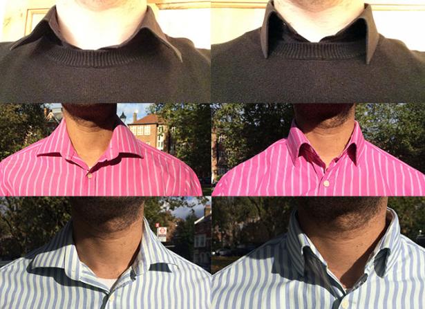 衬衫领子塌太猥琐?戴上这个棍儿让领子硬起来
