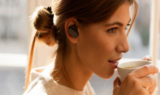 索尼出了款蓝牙耳机 还具有头部动作感应功能