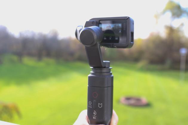 GoPro发布手持云台 无人机重新上市依然遥遥无期
