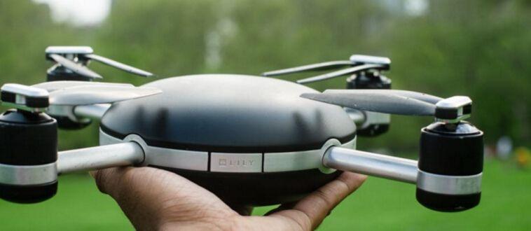 三星申请专利文件曝光 这次是一个圆形的无人机