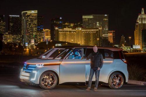 大众Budd-e电动概念车即将投产 续航可达500km
