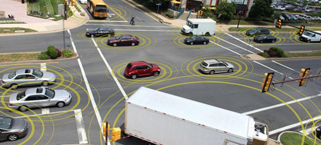 """美交通部提议车辆装载V2V系统 让车与车直接""""对话"""""""