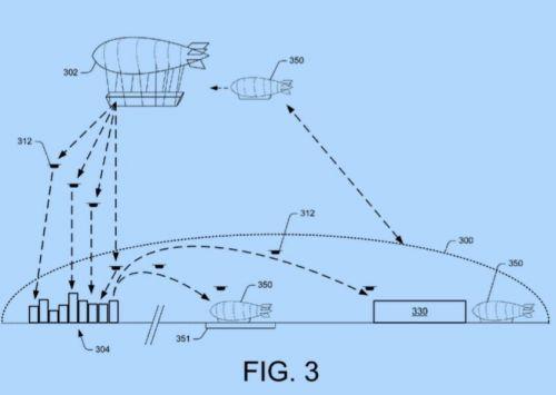亚马逊真要上天了 将在空中建无人机配送仓库