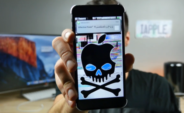 Bug再次出现 一条短信就能让iPhone瘫痪
