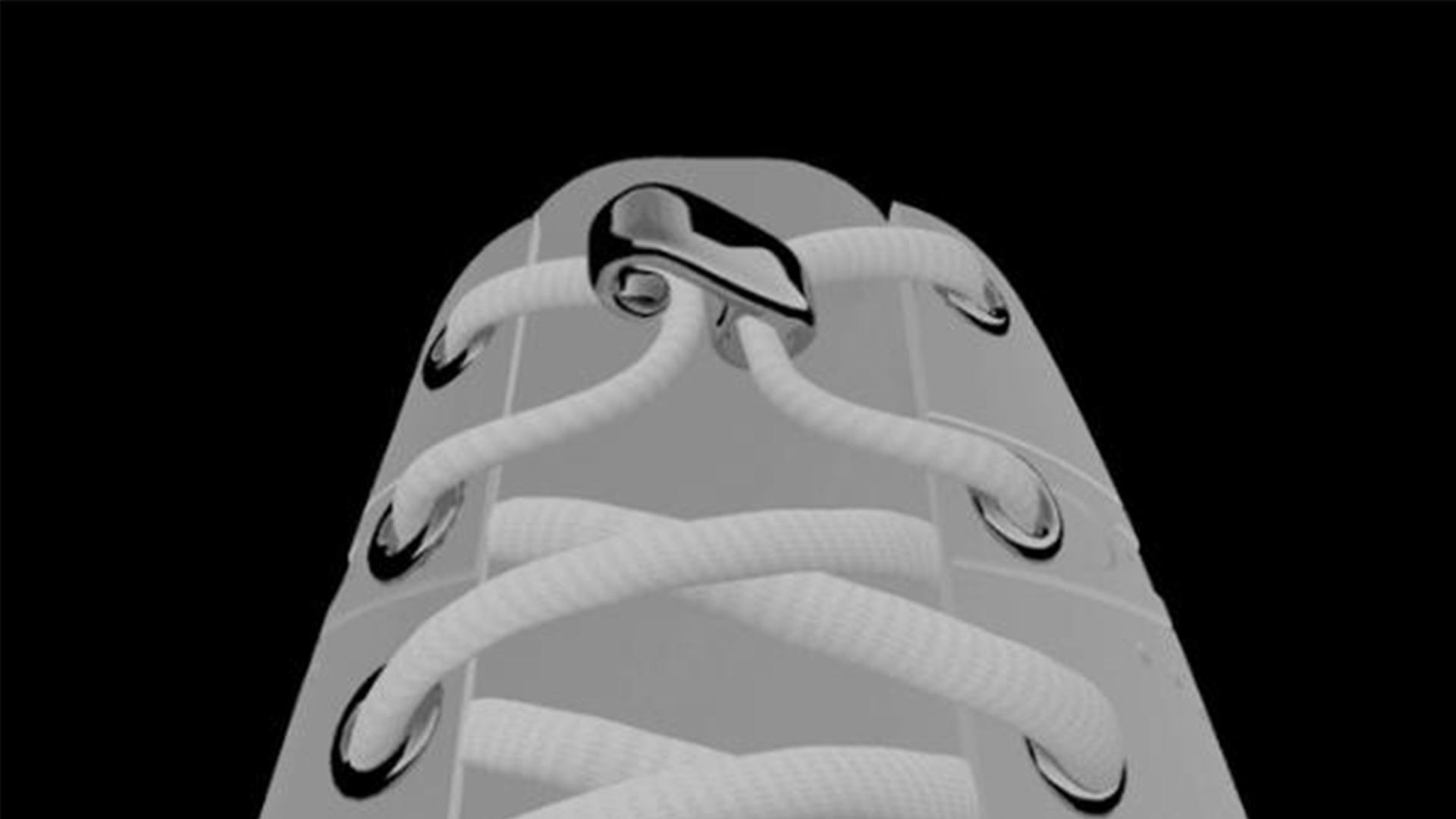 【智能界大百科】懒人福音:这个小玩意儿不仅自动系带并防备脚伤