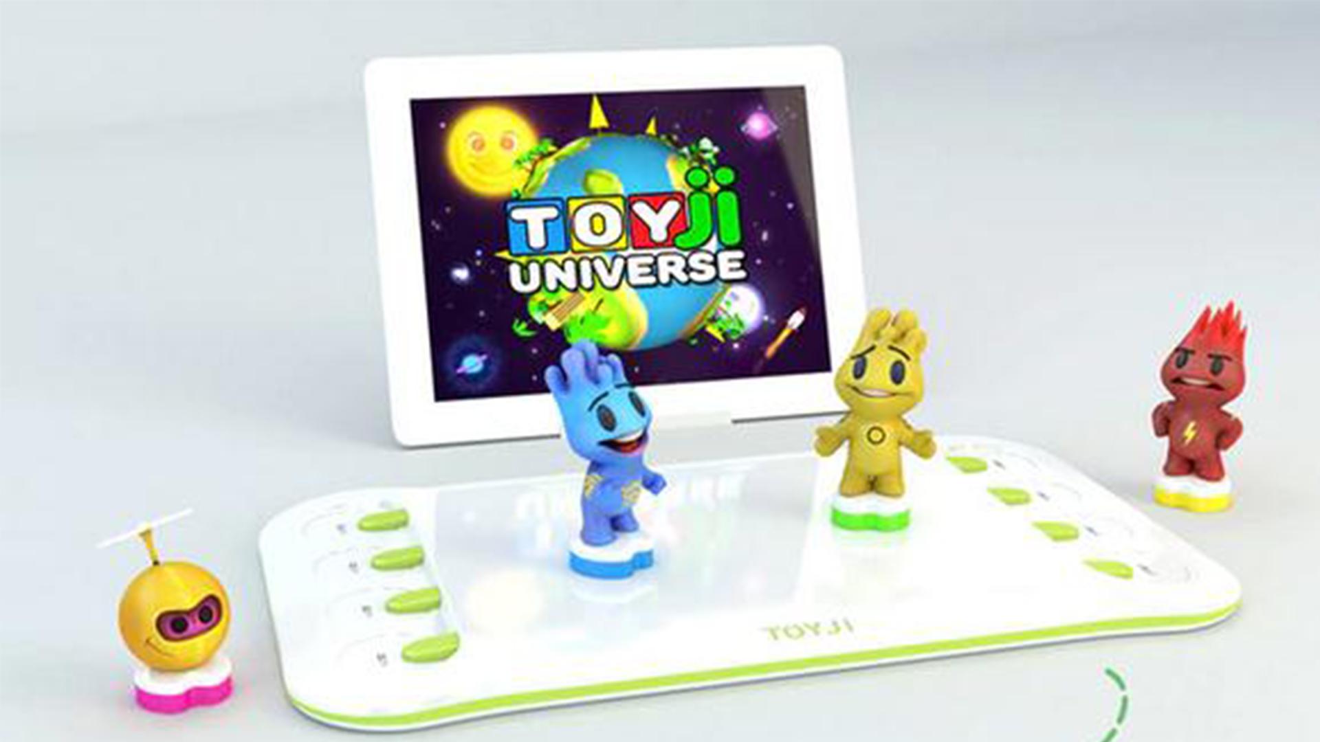 【智能界大百科】科技从娃娃抓起~Toyji智能玩具平台益智又有趣