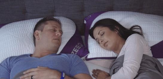 Zeeq智能枕:多方面改善睡眠质量 不仅仅是治疗打鼾