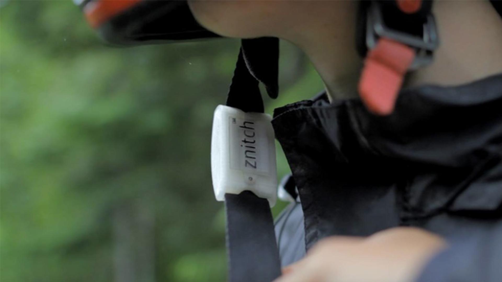 【智能界大百科】ZNITCH头盔提示器随时提醒保障安全