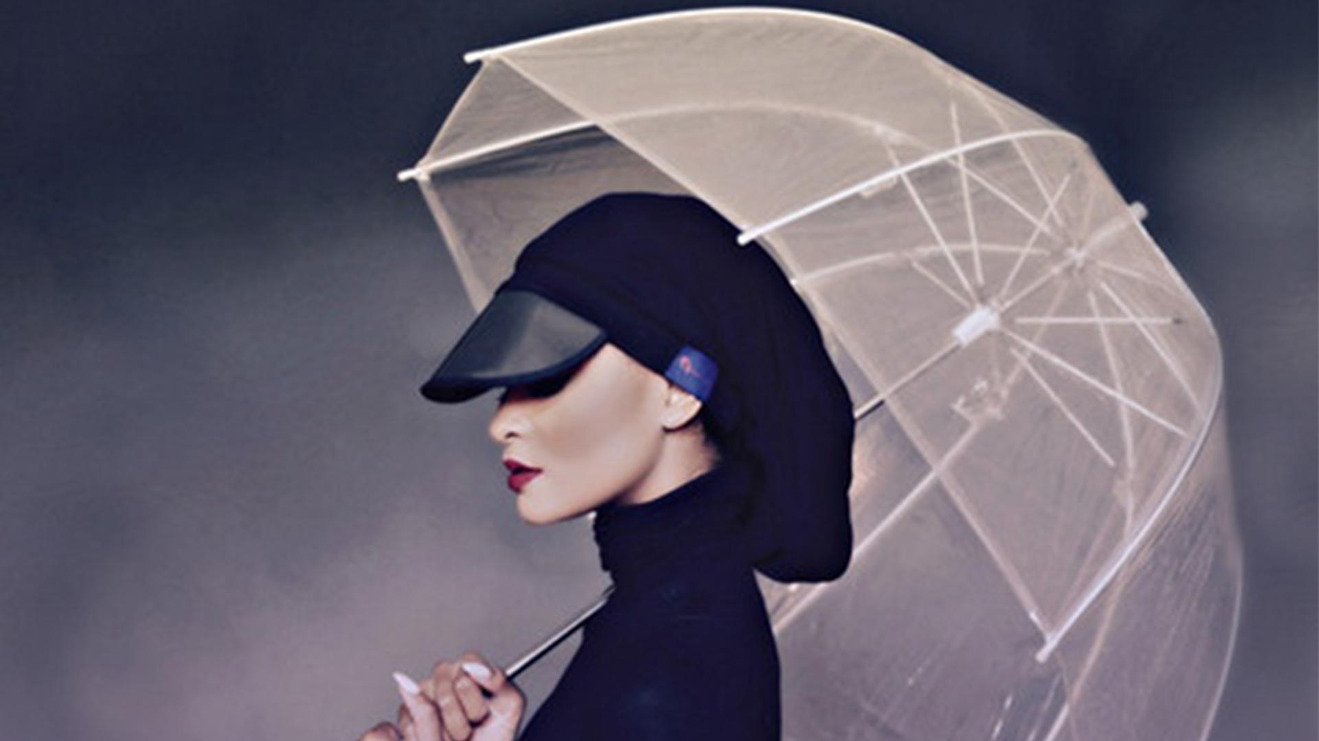 【智能界大百科】可以秒变手包的遮雨帽Hairbrella