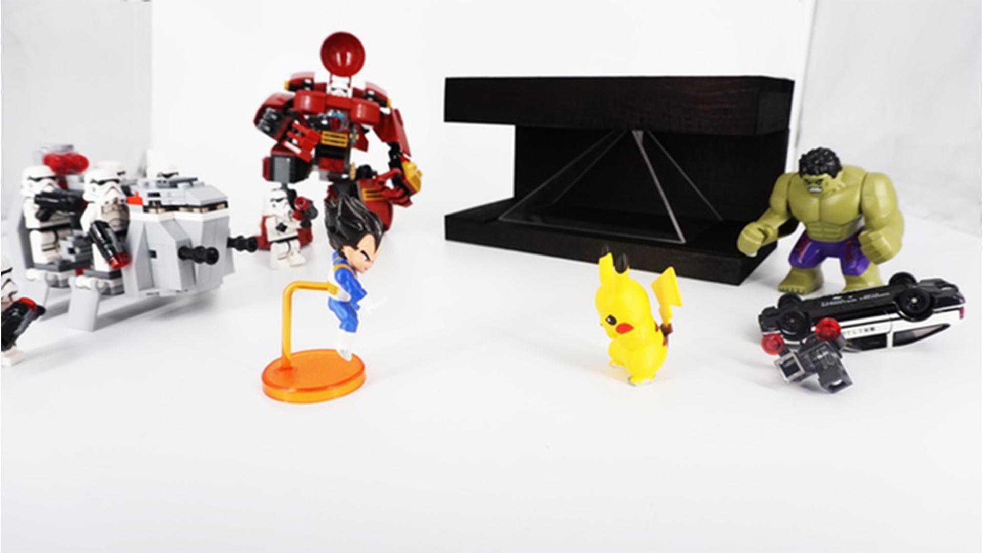 【智能界大百科】HOLOWOOD:轻松玩转虚拟现实的MR盒子