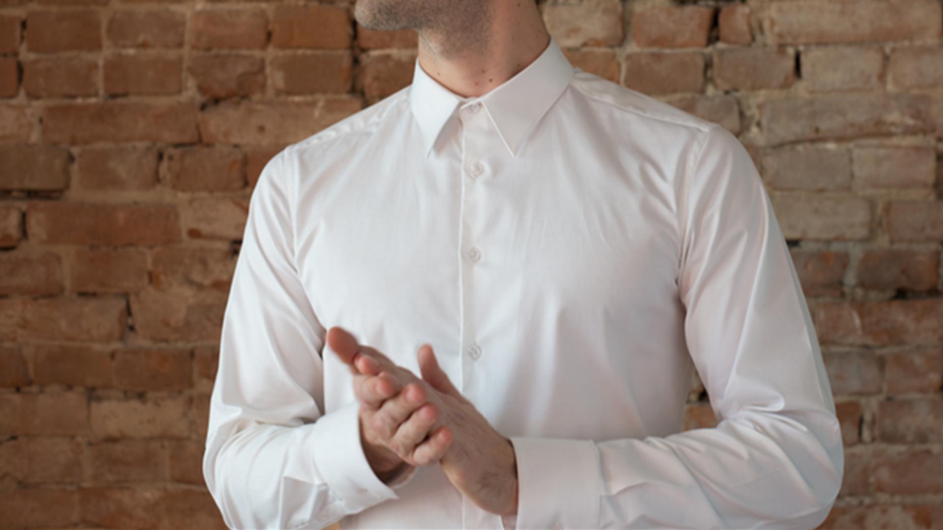 【智能界大百科】简单白衬衫不简单!LABFRESH让你随便造
