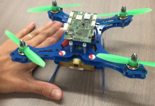 """高通展示最新无人机技术 利用深度学习""""摆脱""""GPS限制"""