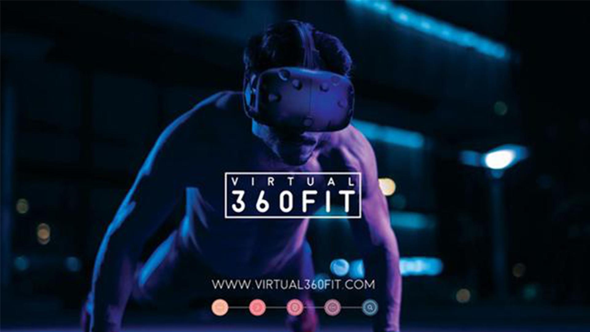 【智能界大百科】Virtual 360 Fit:专为健身而生的VR运动系统