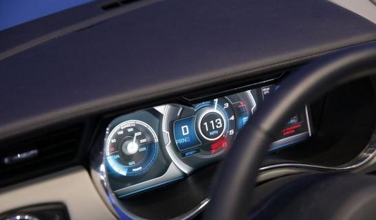 Delphi推出多层显示技术车载屏 带来裸眼3D效果