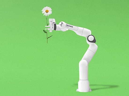 工业机器坏了很麻烦 所以有了能自我克隆的机械手臂