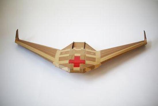 一次性纸质无人机也能飞得远:里程直接翻一倍!