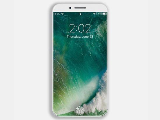3D触控体验升级 传iPhone 8将采用全新设计OLED屏幕
