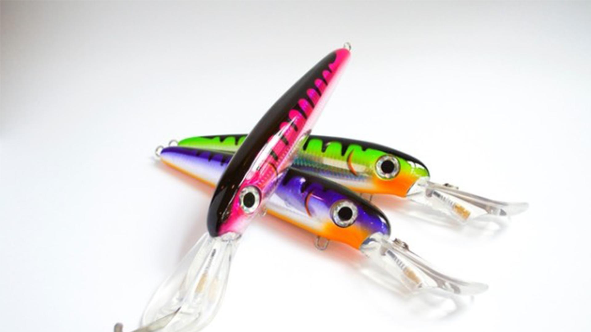 【智能界大百科】这款专业鱼竿让你轻松钓大鱼