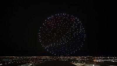 英特尔无人机、Lady Gaga引爆百事超级碗 点燃夜空中最亮的星