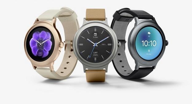 首发安卓Wear 2.0 LG发布两款智能手表