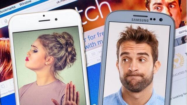 情人节iPhone用户竟不愿与Android用户约会?