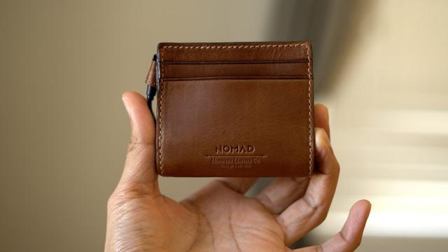这款钱包现已加入充电宝豪华套餐!个子小容量大