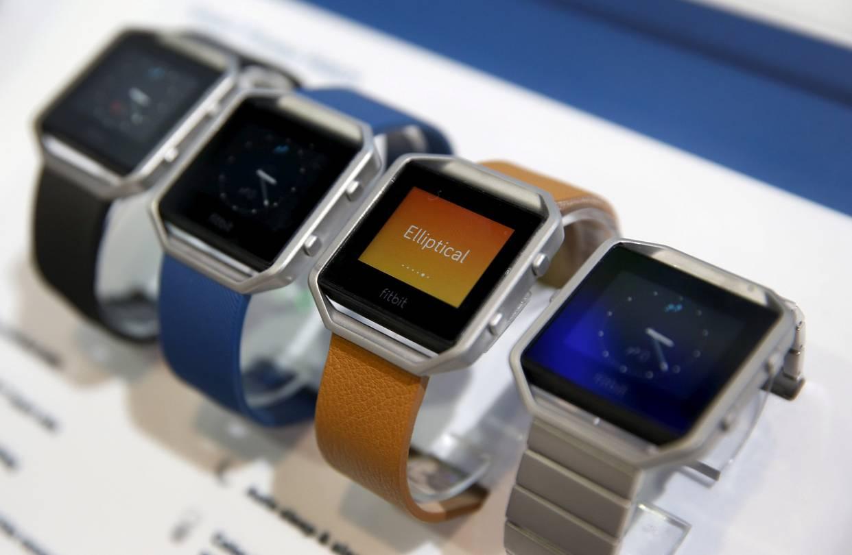 健身手环销售低迷 可穿戴巨头Fitbit遭遇上市后首次亏损