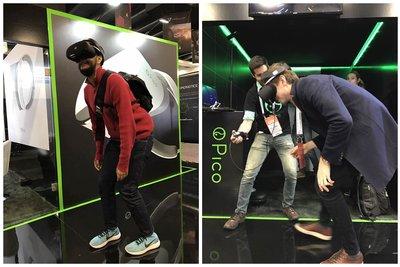 GDC2017:Pico正式发布下一代VR一体机开发工具包
