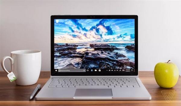 微软Surface Book 2曝光