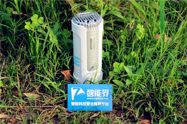 桌面氧吧,带给你森林的呼吸-优山美地个人空间净化器上手评测