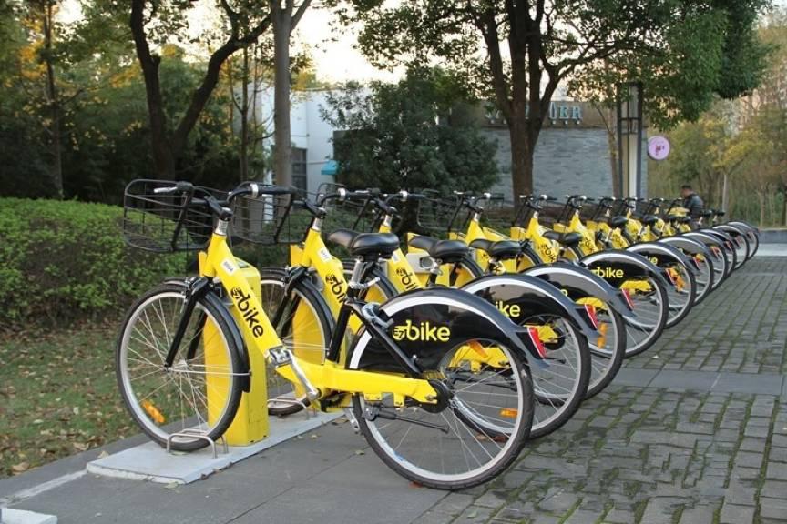 ofo与富士达合作 每年将获超千万单车产能