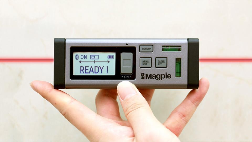 【智能界大百科】双向激光测距仪 轻松搞定测量任务