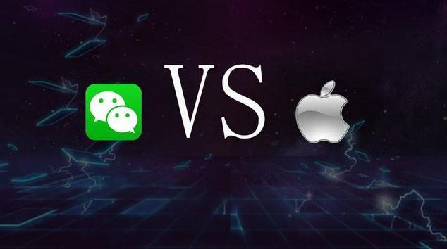 共存还是竞争?关闭赞赏功能苹果正式对抗微信