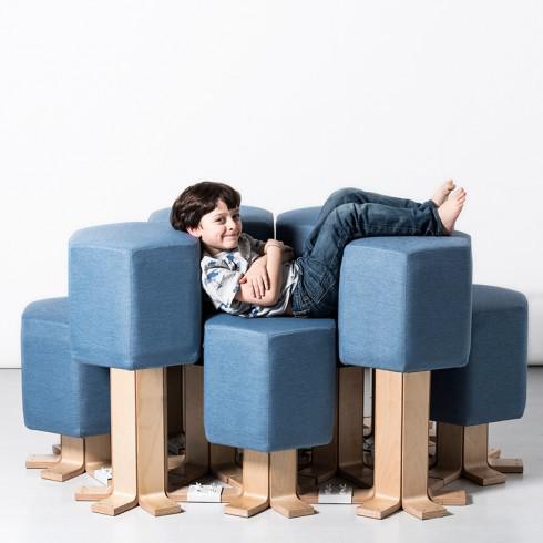 沙发也能智能?随心所欲改变形状