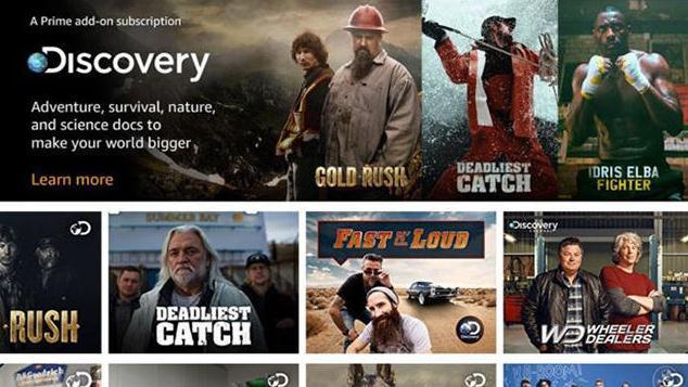 亚马逊追赶行业热潮:在全球推互联网电视频道服务
