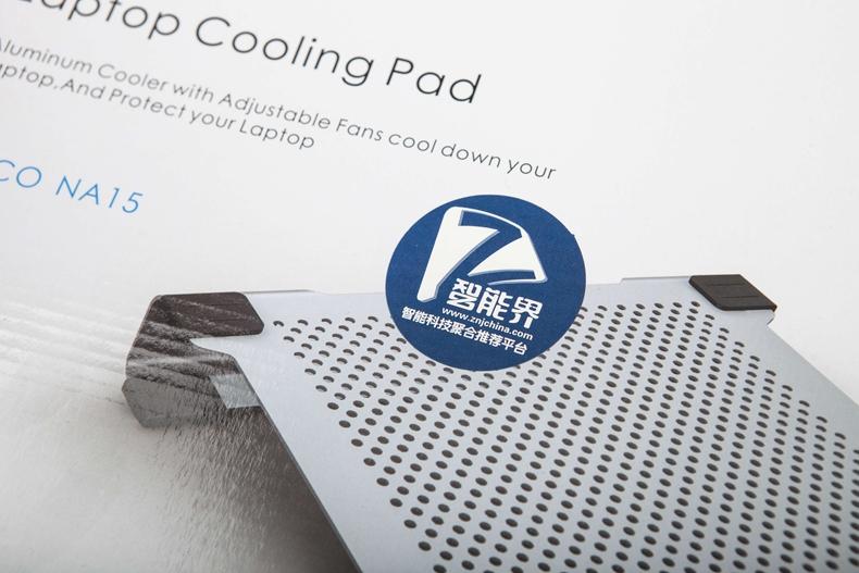 """让笔记本清凉一""""夏""""—ORICO全铝DIY双风扇笔记本散热垫"""
