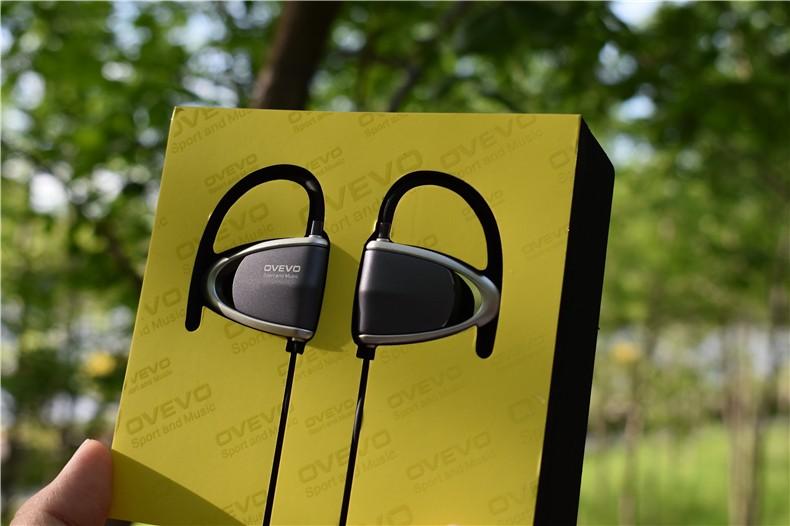 随风奔跑也能享受音乐:欧雷特运动蓝牙耳机 送给爱运动的你