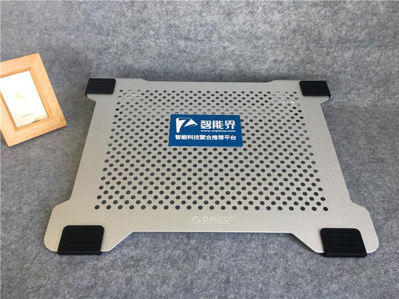 散热能手一ORICO 笔记本散热垫评测