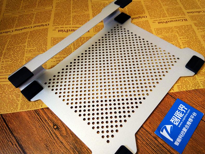散热位置,随心所欲——ORICO全铝DIY双风扇笔记本散热垫试用体验