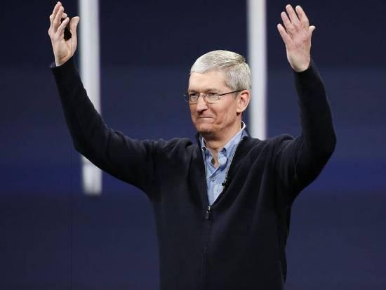 库克:抢占先机从来都不是苹果最重要的事